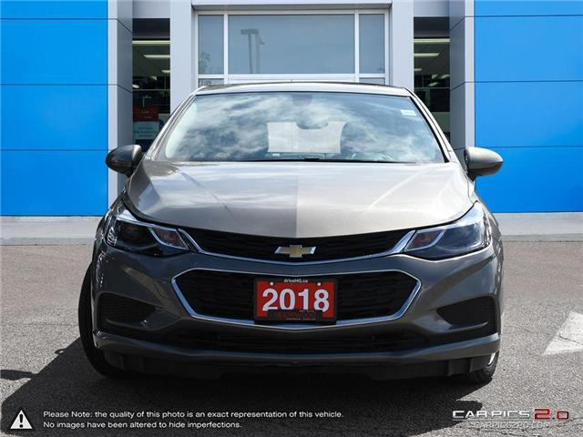 2018 Chevrolet Cruze LT Auto (Stk: 2063A) in Mississauga - Image 2 of 27