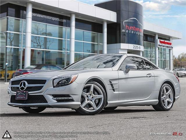 2013 Mercedes-Benz SL-Class Base (Stk: 18HMS595) in Mississauga - Image 1 of 26