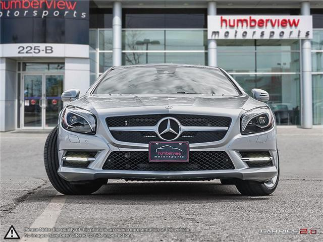 2013 Mercedes-Benz SL-Class Base (Stk: 18HMS595) in Mississauga - Image 2 of 26