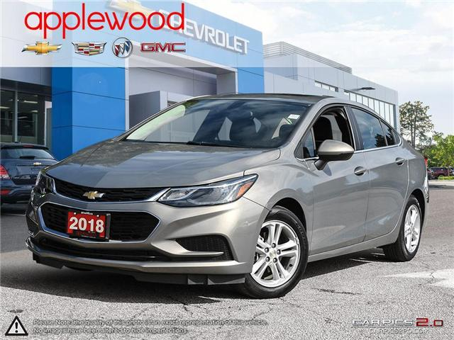 2018 Chevrolet Cruze LT Auto (Stk: 2052A) in Mississauga - Image 1 of 27