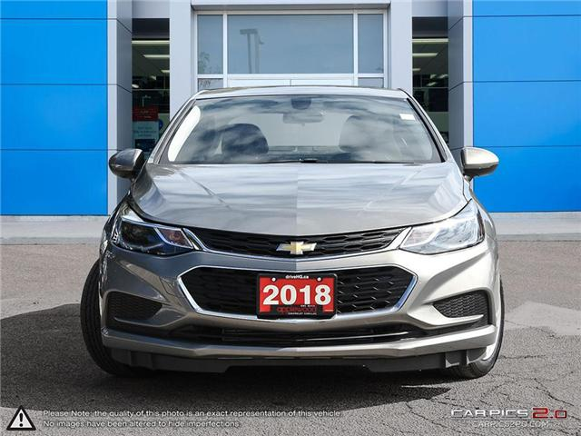 2018 Chevrolet Cruze LT Auto (Stk: 2052A) in Mississauga - Image 2 of 27