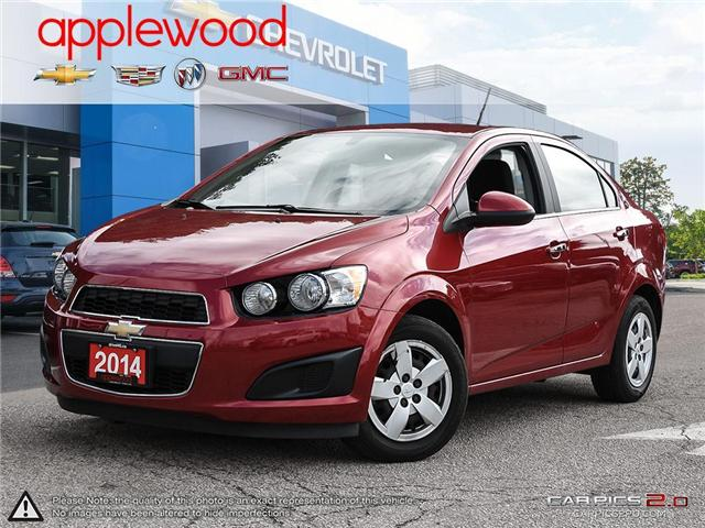2014 Chevrolet Sonic LT Auto (Stk: 5227A) in Mississauga - Image 1 of 27