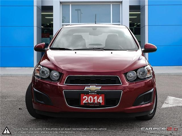 2014 Chevrolet Sonic LT Auto (Stk: 5227A) in Mississauga - Image 2 of 27