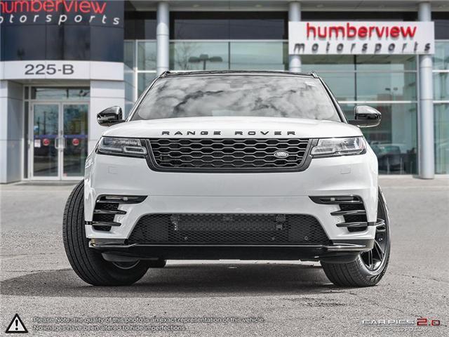 2018 Land Rover Range Rover Velar  (Stk: 18HMS591) in Mississauga - Image 2 of 26