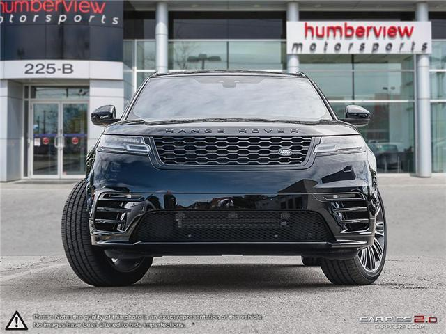 2018 Land Rover Range Rover Velar  (Stk: 18HMS589) in Mississauga - Image 2 of 27