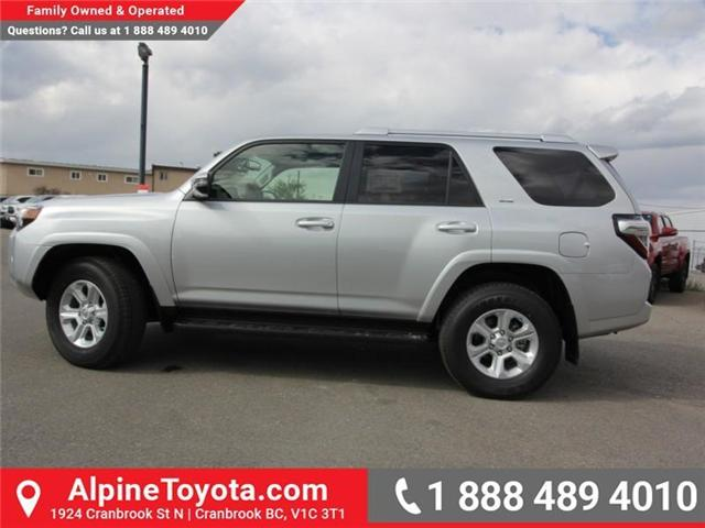 2018 Toyota 4Runner SR5 (Stk: 5604104) in Cranbrook - Image 2 of 18