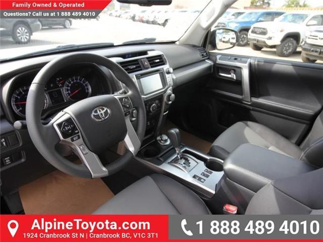 2018 Toyota 4Runner SR5 (Stk: 5604104) in Cranbrook - Image 9 of 18