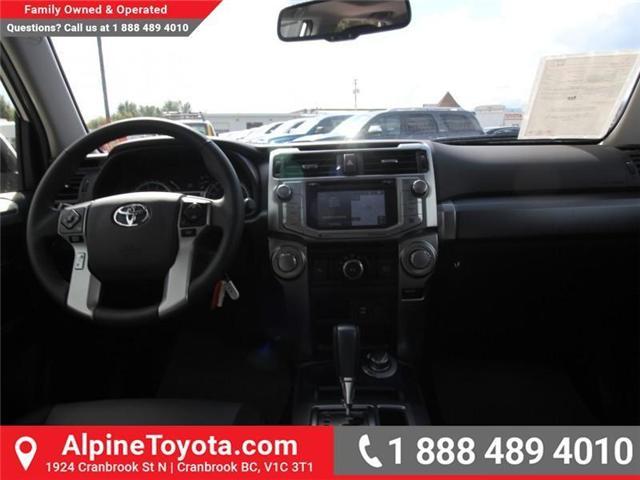2018 Toyota 4Runner SR5 (Stk: 5604104) in Cranbrook - Image 10 of 18