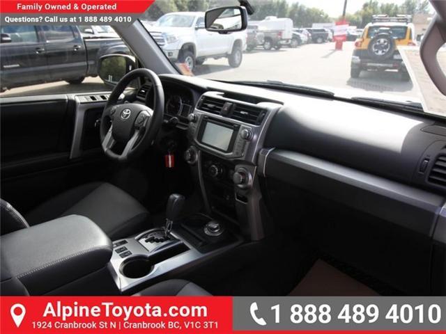 2018 Toyota 4Runner SR5 (Stk: 5604104) in Cranbrook - Image 11 of 18