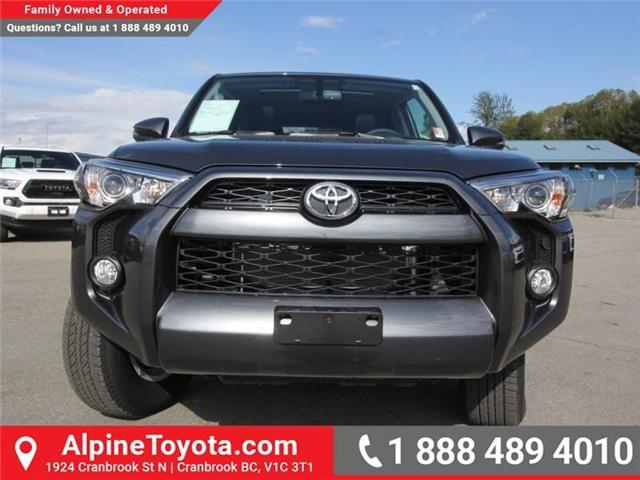 2018 Toyota 4Runner SR5 (Stk: 5607427) in Cranbrook - Image 8 of 18