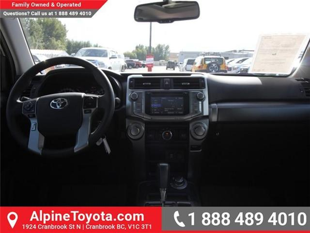 2018 Toyota 4Runner SR5 (Stk: 5607427) in Cranbrook - Image 10 of 18