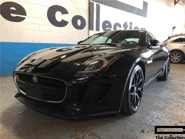 2015 Jaguar F-TYPE Base (Stk: SAJXA6) in Toronto - Image 1 of 27