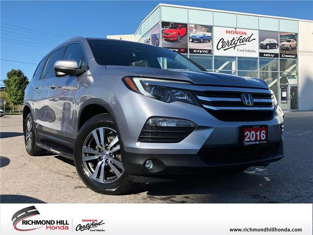 2016 Honda Pilot EX-L Navi (Stk: 181336P) in Richmond Hill - Image 1 of 25
