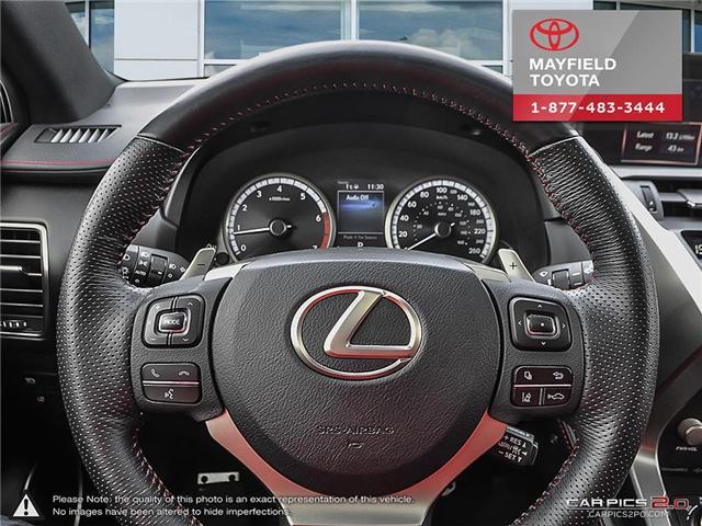 2018 Lexus NX 300 Base (Stk: 1802466A) in Edmonton - Image 14 of 27