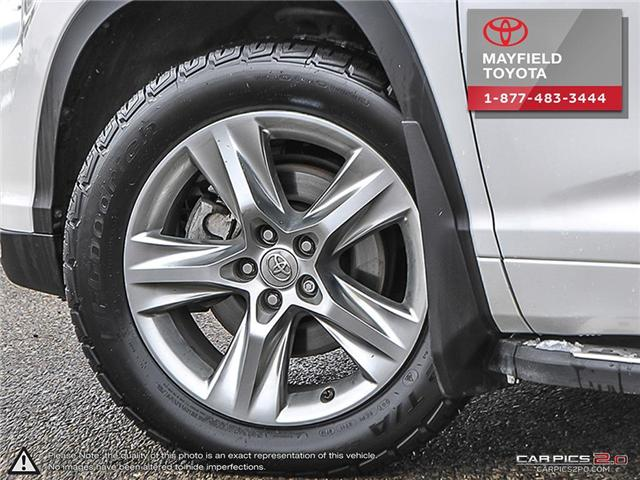 2015 Toyota Highlander Limited (Stk: 1802305A) in Edmonton - Image 6 of 27