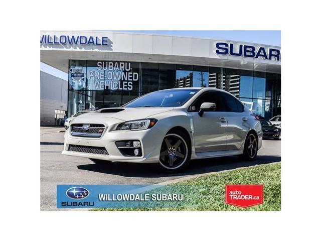 2017 Subaru WRX STI Sport   LEATHER   LOADED   NO ACCIDENTS (Stk: P2554) in Toronto - Image 1 of 24
