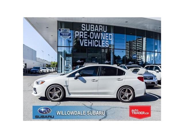 2017 Subaru WRX STI Sport   LEATHER   LOADED   NO ACCIDENTS (Stk: P2554) in Toronto - Image 2 of 24