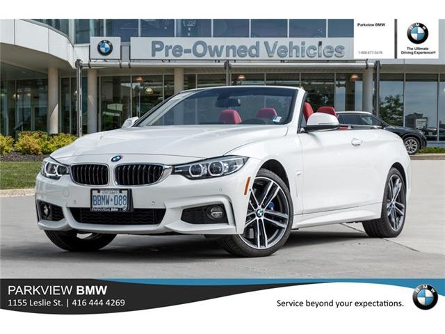 2018 BMW 440 i xDrive (Stk: PP8142) in Toronto - Image 1 of 21