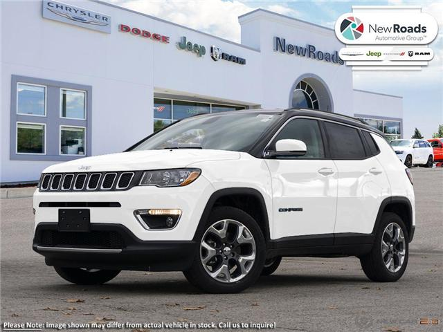 2018 Jeep Compass Limited (Stk: M18265) in Newmarket - Image 1 of 10