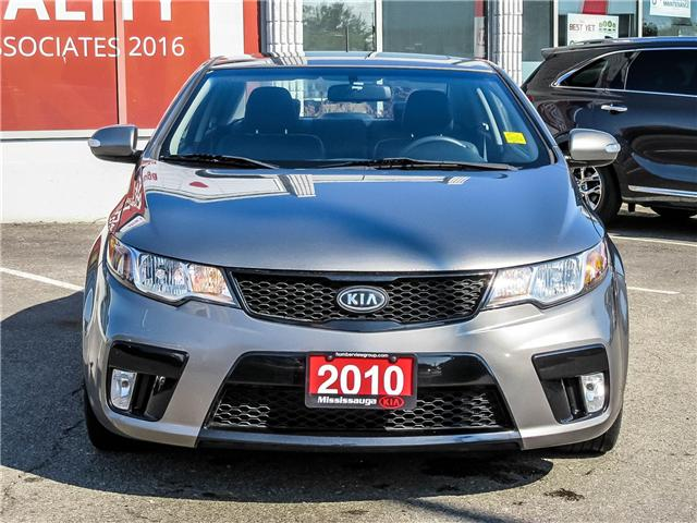 2010 Kia Forte Koup 2.4L SX (Stk: 4143P) in Mississauga - Image 2 of 23