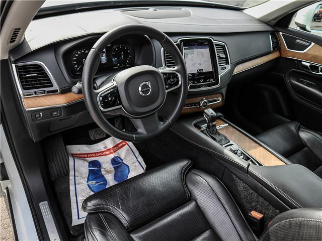 2016 Volvo XC90 T6 Inscription (Stk: 52950) in Ottawa - Image 11 of 25
