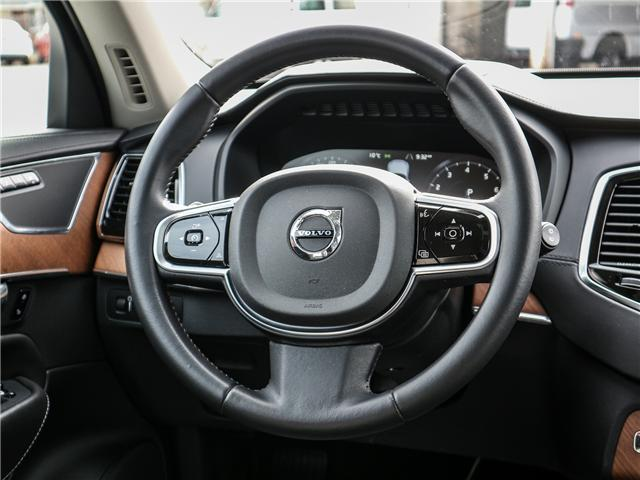 2016 Volvo XC90 T6 Inscription (Stk: 52950) in Ottawa - Image 12 of 25