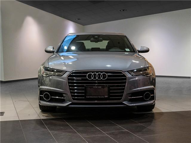 2016 Audi A6 3.0 TDI Technik (Stk: 160013) in Toronto - Image 2 of 30