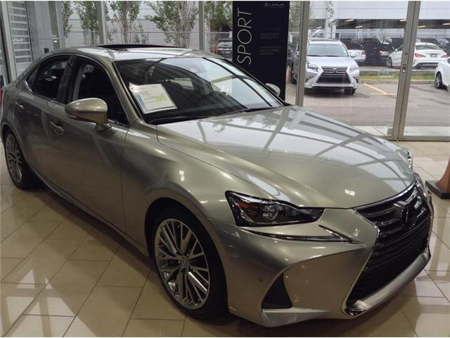 2018 Lexus IS 300 Base (Stk: 180710) in Calgary - Image 1 of 16