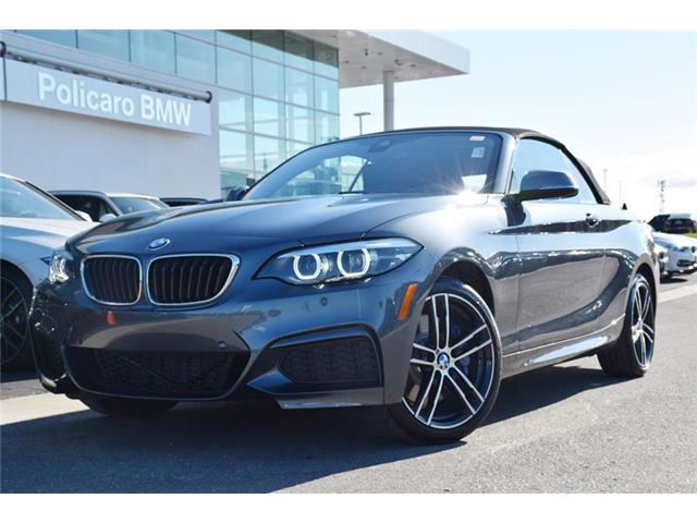 2019 BMW M240 i xDrive (Stk: 9E45978) in Brampton - Image 1 of 12
