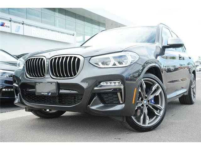 2019 bmw x3 m40i m40i at 511 b w for sale in brampton. Black Bedroom Furniture Sets. Home Design Ideas