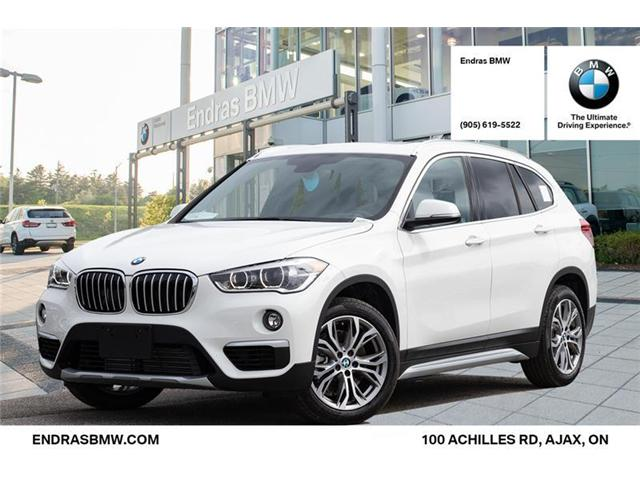 2018 BMW X1 xDrive28i (Stk: 12897) in Ajax - Image 1 of 22