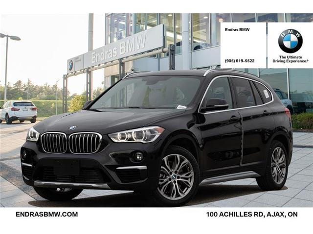 2018 BMW X1 xDrive28i (Stk: 12899) in Ajax - Image 1 of 21