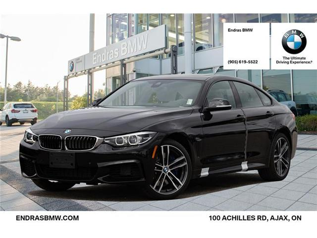 2019 BMW 440i xDrive Gran Coupe  (Stk: 40981) in Ajax - Image 1 of 22