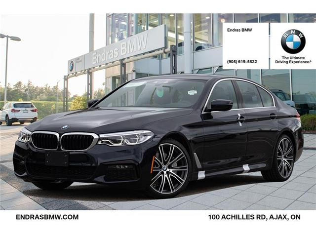 2019 BMW 540 i xDrive (Stk: 52390) in Ajax - Image 1 of 22