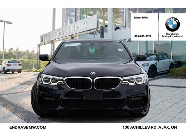 2019 BMW 540 i xDrive (Stk: 52390) in Ajax - Image 2 of 22