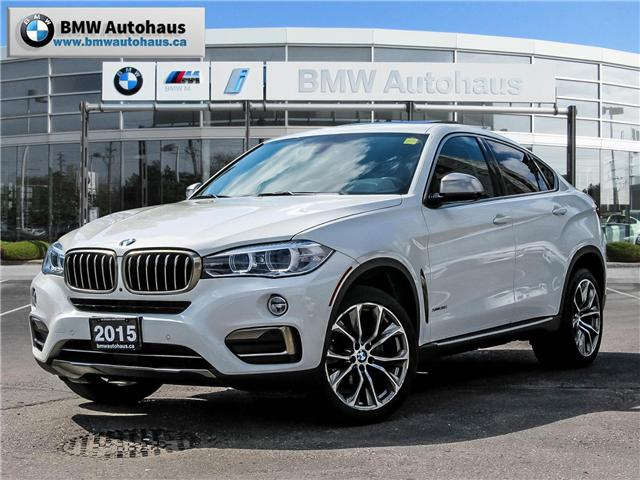 2015 BMW X6 xDrive35i (Stk: P8459) in Thornhill - Image 1 of 26