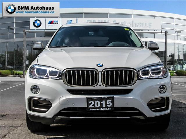 2015 BMW X6 xDrive35i (Stk: P8459) in Thornhill - Image 2 of 26