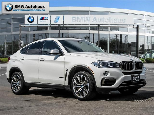 2015 BMW X6 xDrive35i (Stk: P8459) in Thornhill - Image 3 of 26