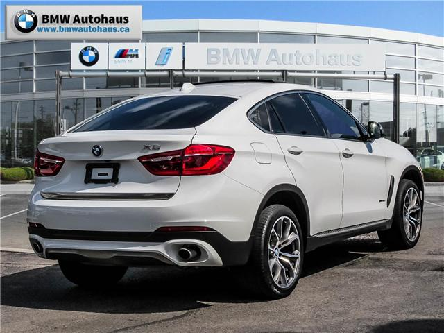 2015 BMW X6 xDrive35i (Stk: P8459) in Thornhill - Image 5 of 26