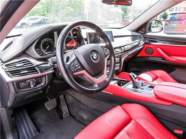 2015 BMW X6 xDrive35i (Stk: P8459) in Thornhill - Image 10 of 26
