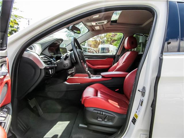 2015 BMW X6 xDrive35i (Stk: P8459) in Thornhill - Image 11 of 26