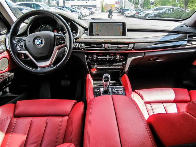 2015 BMW X6 xDrive35i (Stk: P8459) in Thornhill - Image 12 of 26