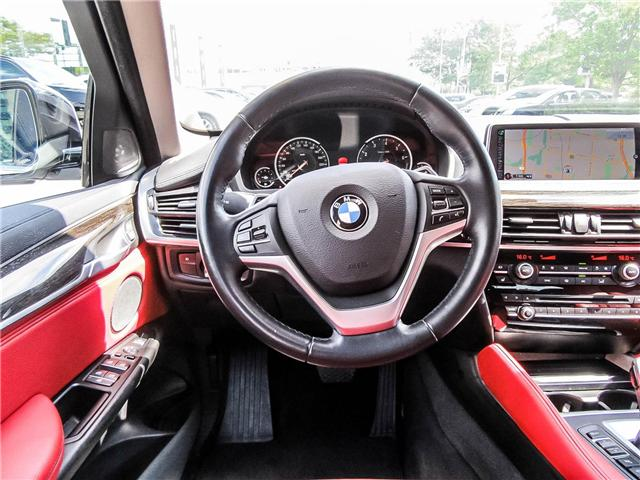 2015 BMW X6 xDrive35i (Stk: P8459) in Thornhill - Image 13 of 26