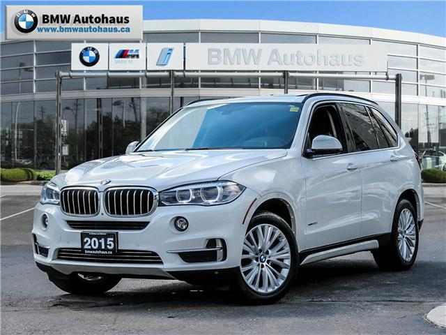 2015 BMW X5 xDrive35i (Stk: P8494) in Thornhill - Image 1 of 26