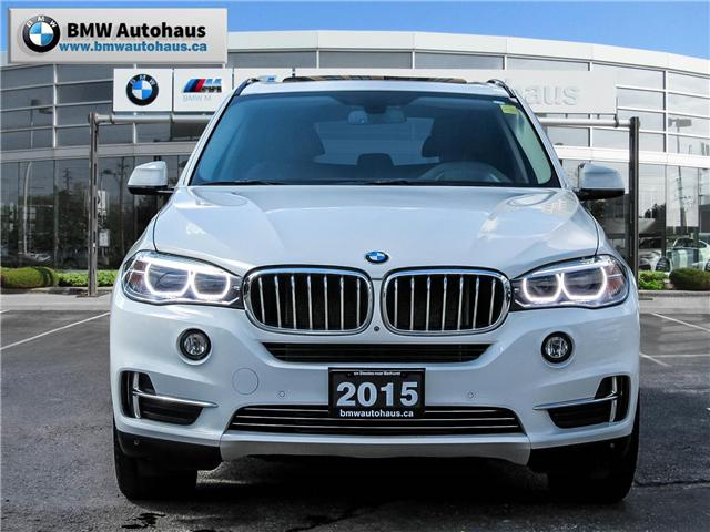 2015 BMW X5 xDrive35i (Stk: P8494) in Thornhill - Image 2 of 26