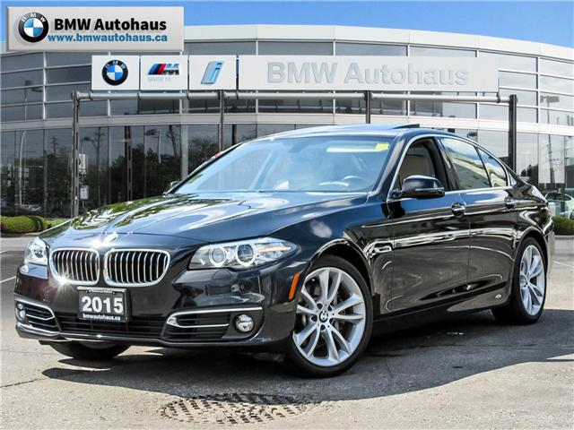 2015 BMW 535i xDrive (Stk: P8497) in Thornhill - Image 1 of 25