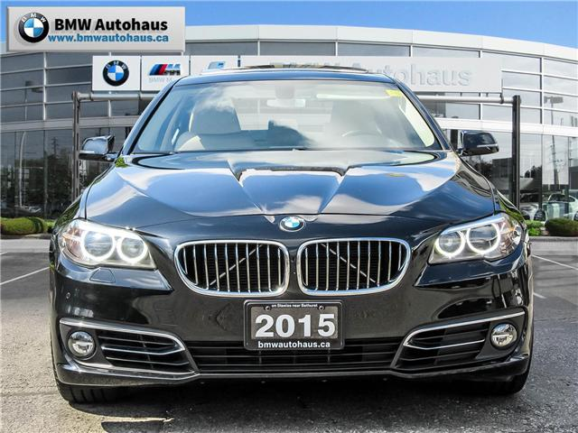 2015 BMW 535i xDrive (Stk: P8497) in Thornhill - Image 2 of 25