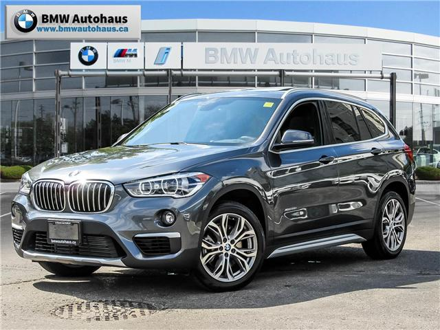 2018 BMW X1 xDrive28i (Stk: P8498) in Thornhill - Image 1 of 28
