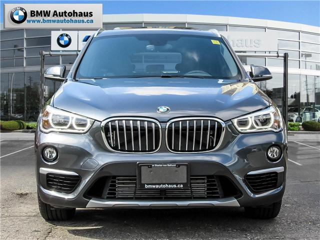 2018 BMW X1 xDrive28i (Stk: P8498) in Thornhill - Image 2 of 28