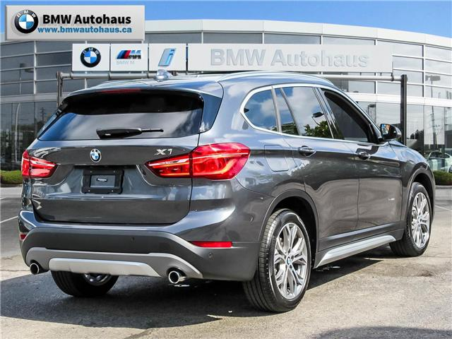 2018 BMW X1 xDrive28i (Stk: P8498) in Thornhill - Image 5 of 28